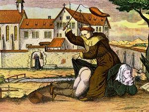 Seks w średniowieczu. Pozycja, w której żona była nad mężem, zaburzała porządek świata