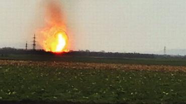 Eksplozja gazociągu pod Wiedniem. Jedna osoba zginęła, kilkadziesiąt jest rannych