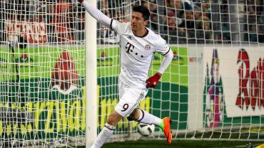 Pod tym względem Lewandowski jest najlepszy w historii Bayernu! Pobił rekord!
