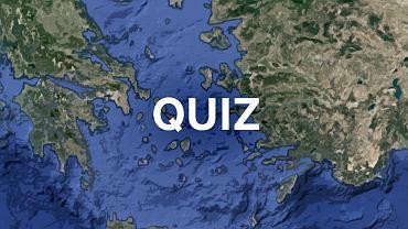 Niby błahy quiz geograficzny, a popełniacie śmieszne błędy. Uważajcie, pośpiech to zły doradca