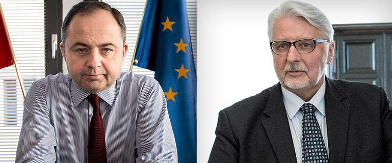 Nawet zastępca Waszczykowskiego nie wie, o co chodzi ministrowi ws. wyboru Tuska