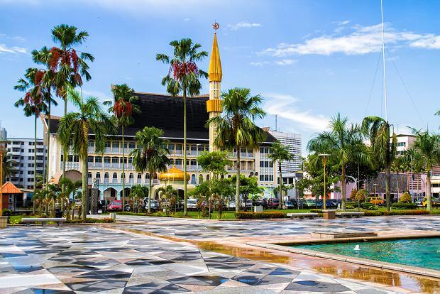 Bandar Seri Begawan, stolica Brunei