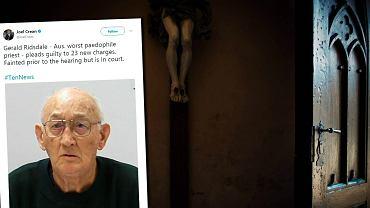 Ojciec rozebrał 10-latkę w konfesjonale i położył na ołtarzu. Zgwałcił ją ksiądz