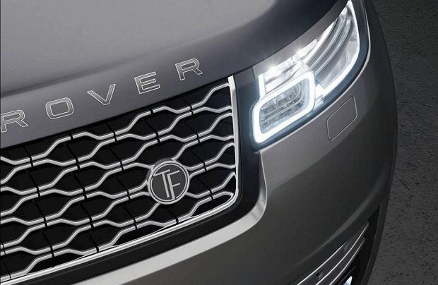 Range Rover T.Fotiadis Design
