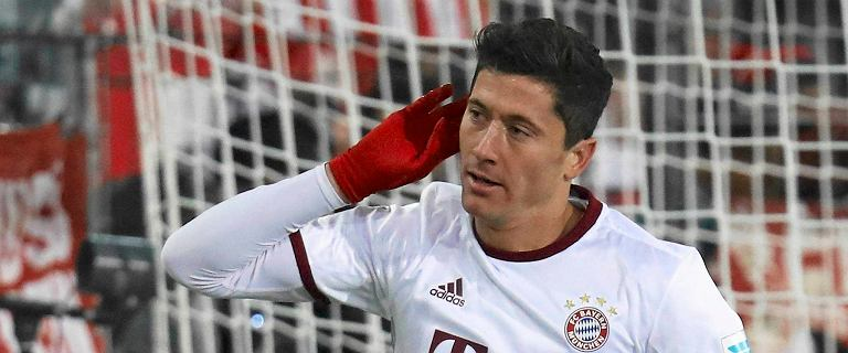 Lewandowski wygrał Bayernowi mecz! Ależ występ Polaka! I ten drugi gol... Przepiękny!