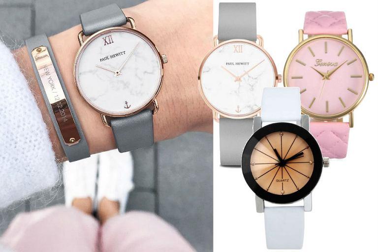 Stylowe zegarki na wiosnę