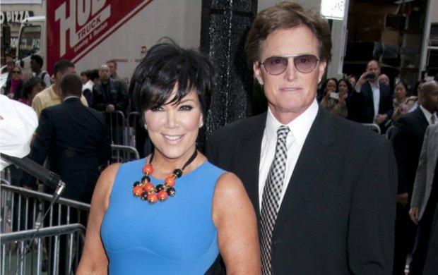Kris Jenner i Bruce Jenner