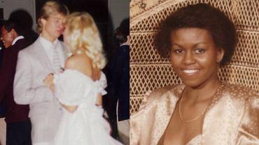 Obama na studniówce pokazała klasę, Pitt przyszedł z piękną blondynką, a jak bawił się Duda?