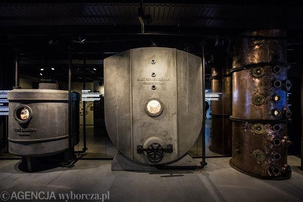 Muzeum Polskiej Wódki w dawnym budynku rektyfikacji