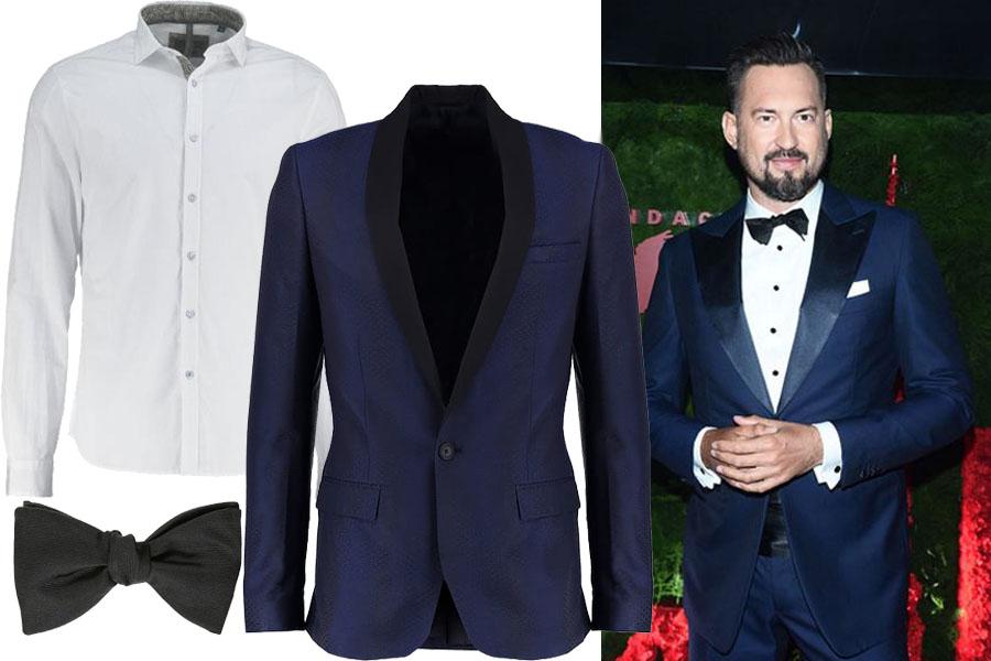 0a6fe0fdb5 Marcin Prokop to najlepiej ubrany Polak  3 zestawy w jego stylu ...