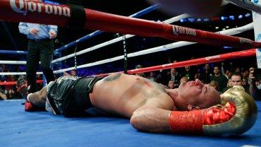 Borek skrytykował znanego boksera na wizji. Reakcja nie mogła być inna