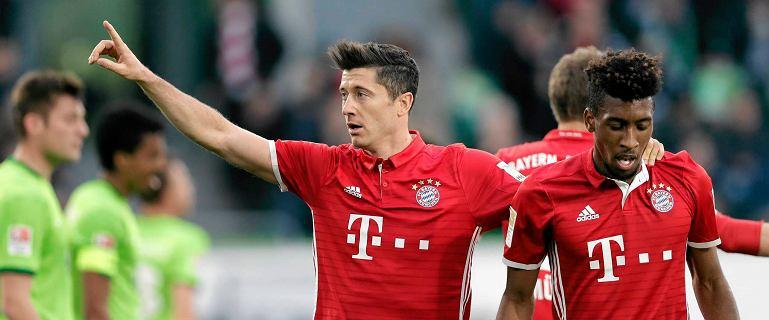 """Niemieckie media po mistrzostwie Bayernu: """"Lewandowski wytyczył drogę do tytułu"""""""