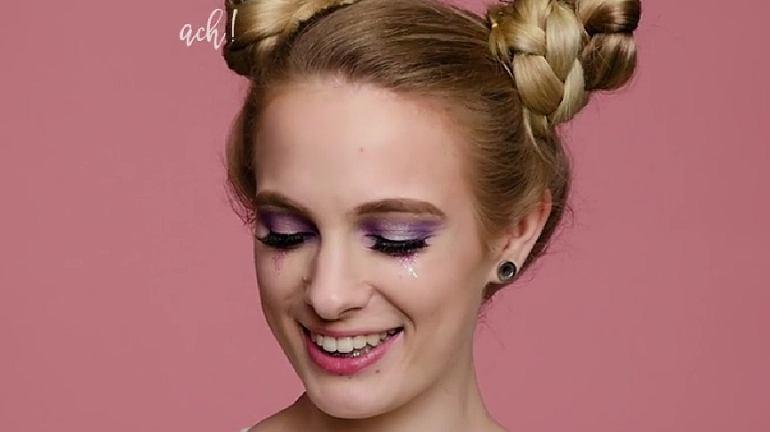 Wybierasz się na festiwal? Zobacz, jak zrobić imprezowy makijaż
