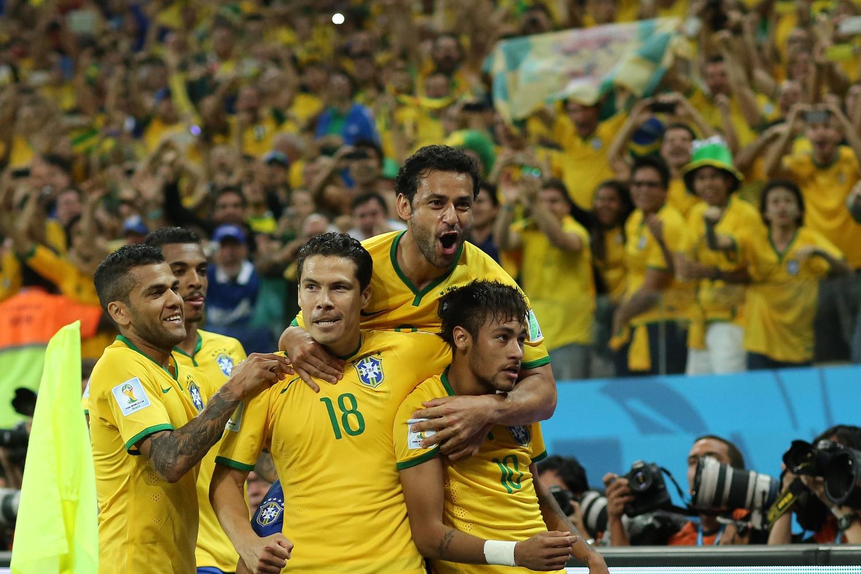 Wg firmy Bisnode największe szanse na wygranie tegorocznego mundialu ma reprezentacja Brazylii (fot. shutterstock.com)