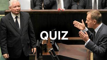 Ekstremalny quiz o premierach Polski po 1989. Wystarczy jedna podpowiedź?