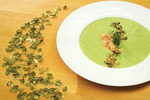Zupa krem z brokułów [Jakub Kuroń gotuje]