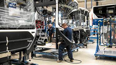 GUS: produkcja przemysłowa rośnie o ponad 12 procent. Rekord pobity
