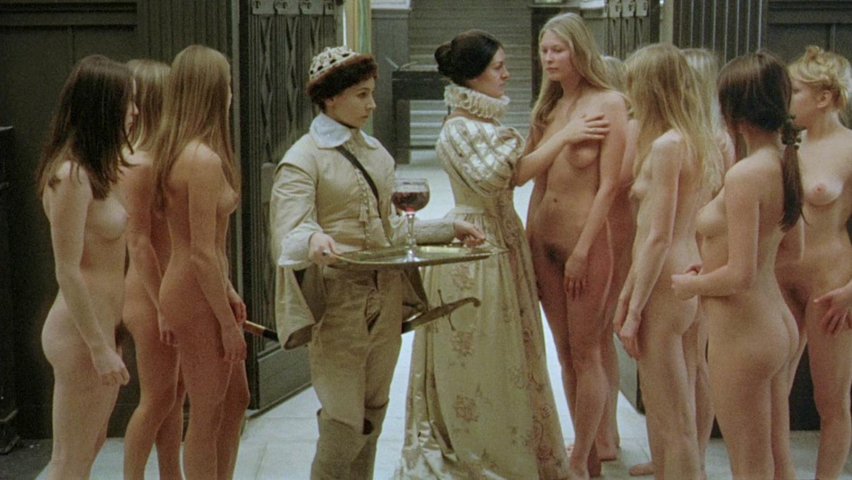 Kadr z filmu 'Opowieści niemoralne' (1974) W. Borowczyka (mat. promocyjne)
