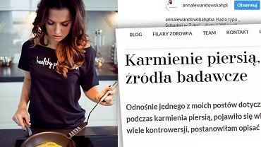 Z tym zdaniem Anny Lewandowskiej nie zgodzi się wiele matek. Pytamy eksperta