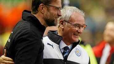 Juergen Klopp zapytany, czy jest zaskoczony zwolnieniem trenera Leicester. Odpowiedź mistrzowska