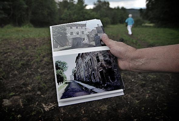 O zniknięciu tego miasteczka wymyślano niestworzone historie: że na zagładę skazał je Stalin, że w podziemiach ukryto rakiety atomowe