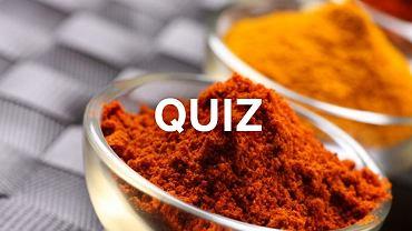 Sprawdź, ile wiesz o kuchni indyjskiej. Uwaga, ten quiz może pobudzić apetyt!