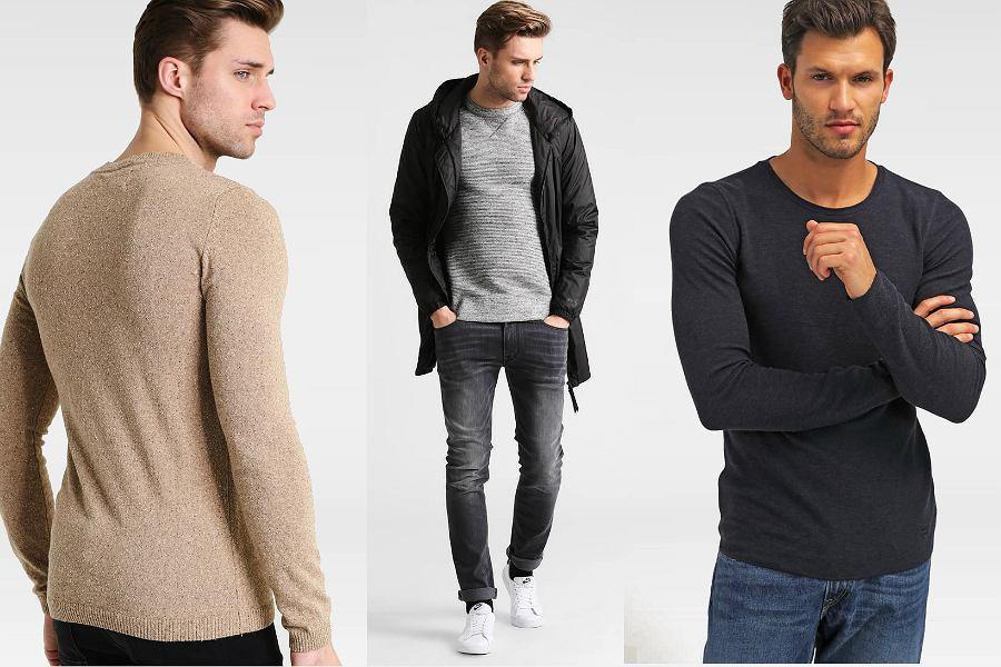 Ciepłe swetry w klasycznych kolorach