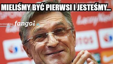 """""""Chciałoby się pograć z taką Litwą!"""", """"Po trzech latach wróciła stara, dobra polska reprezentacja"""" [MEMY]"""