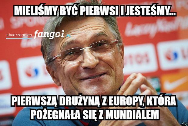 Znalezione obrazy dla zapytania Mistrzostwa w Rosji-memy z Polakami
