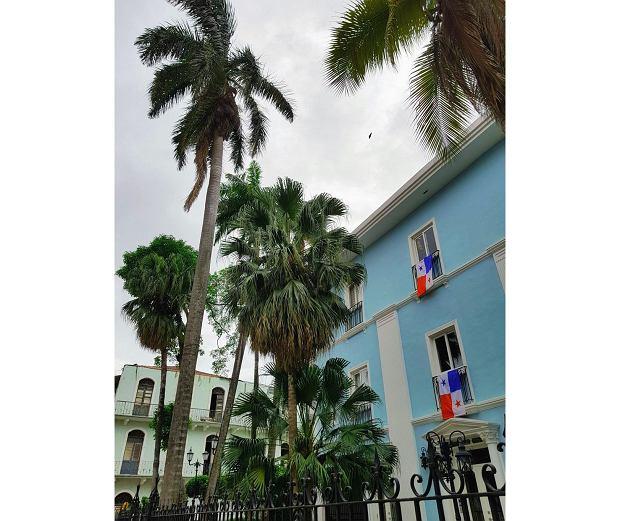 Spacerując po Panamie