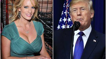 Trump zapłacił gwieździe porno za milczenie o romansie? Skandal w rocznicę zaprzysiężenia