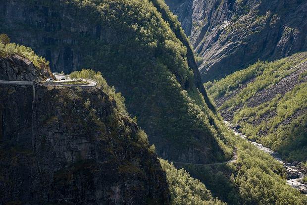 Trasa turystyczna Hardangervidda
