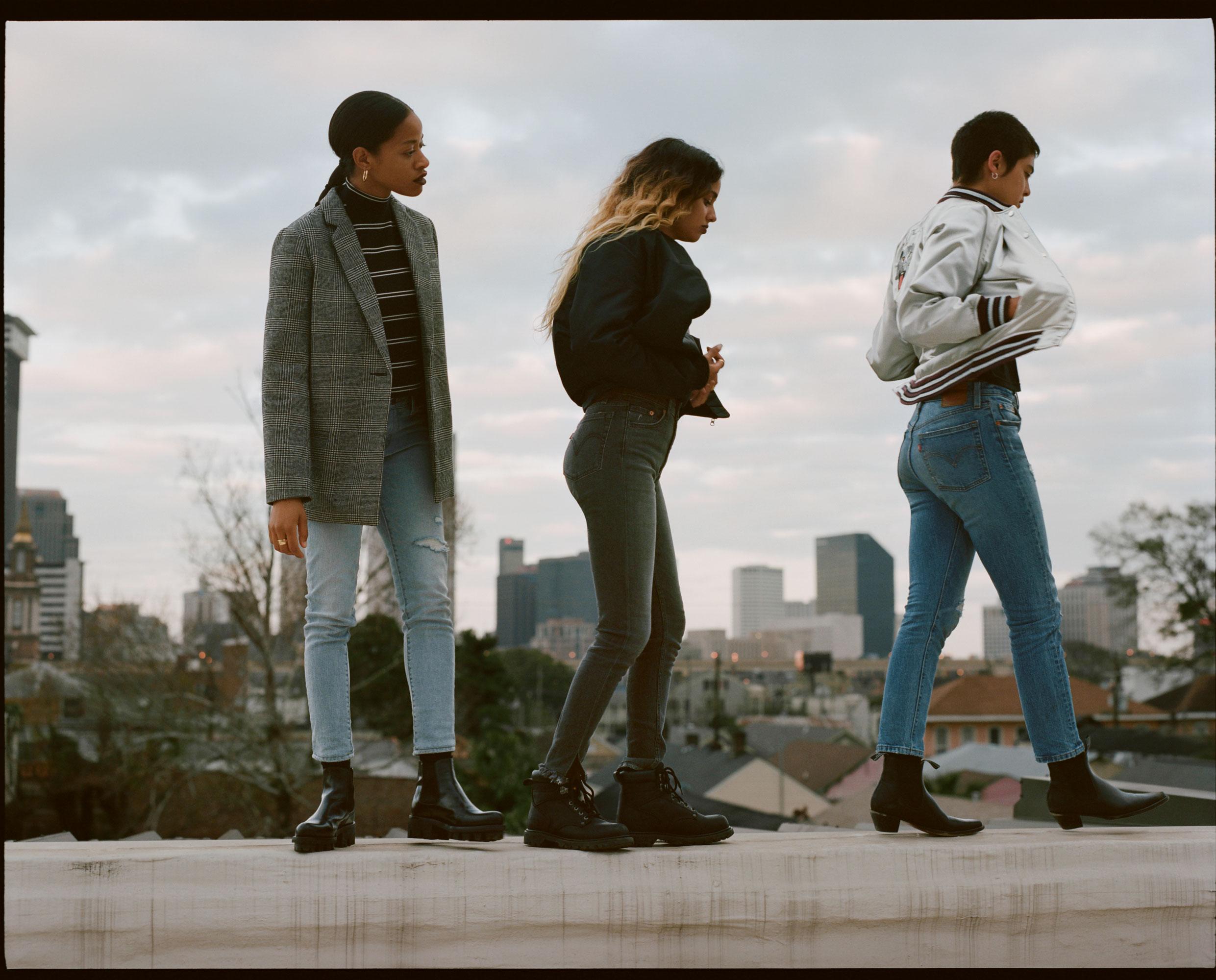 45c271e4b Levi's Skinny Jeans: w tych dżinsach nogi i pupa wyglądają świetnie