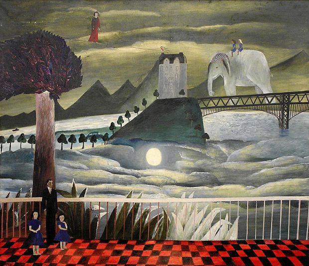 11. Maria Anto, Bez tytułu, 1965, Muzeum w Koszalinie