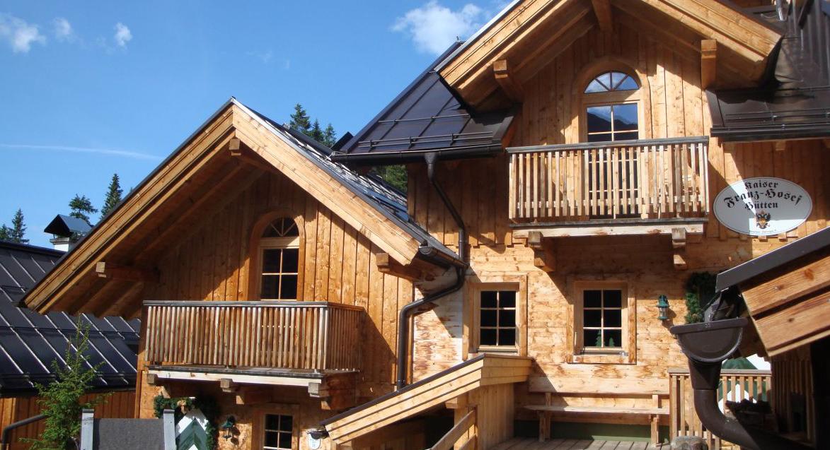 Dom wakacyjny Kaiser Franz-Josef-Hütte