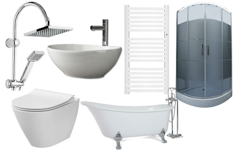 dodatki, łazienka, meble, aranżacja łazienki,
