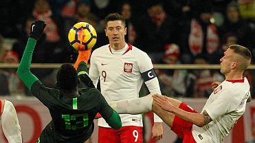 Trener Nigerii: Polska będzie groźniejsza, jeśli Lewandowski przejdzie do Realu. Dlaczego?