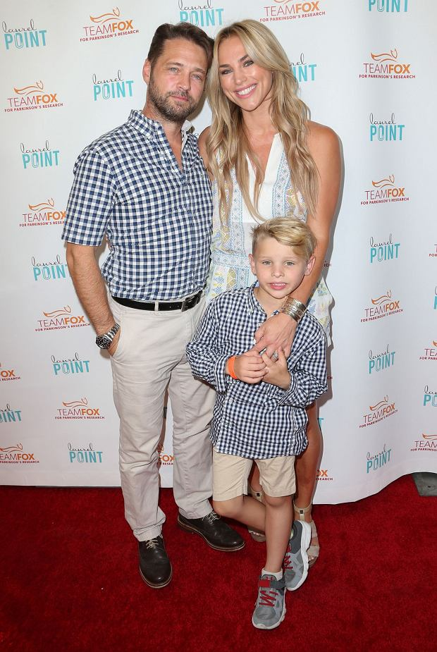 y07/27/2016 - Jason Priestley, Naomi Lowde-Priestley, Dashiell Priestley - 2016 Raising the Bar to End Parkinsons - Arrivals - Laurel Point Restaurant, 12050 Ventura Boulevard - Studio City, CA, USA - Keywords: 4th Annual Raising the Bar to End Parkinsons, Red Carpet Event, Vertical, Benefit, Benefiting,  Illness, Making Money, Non-profit Organization, Fundraiser, Fundraising, Arrival, Portrait, Photography, Arts Culture and Entertainment, Person, People, Celebrity, Celebrities, Los Angeles, California Orientation: Portrait Face Count: 1 - False - Photo Credit: PRPhotos.com - Contact (1-866-551-7827) - Portrait Face Count: 1