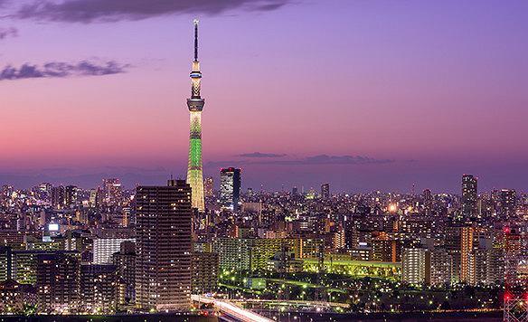 TOKYO SKYTREE Fot. iStock