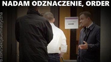 To był ciężki miesiąc dla Misiewicza i Berczyńskiego, ale i tak najgorzej ma prezydent [MEMY MIESIĄCA]