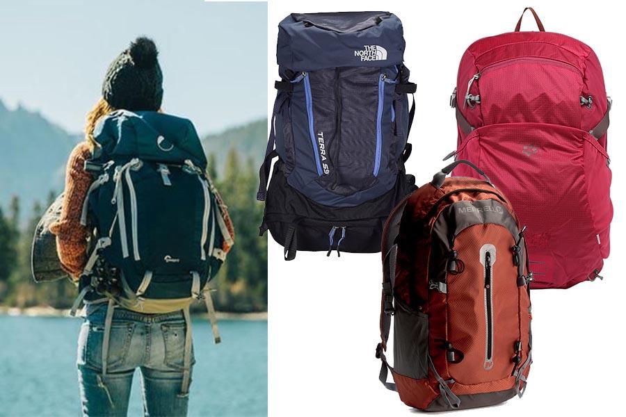 Plecaki turystyczne