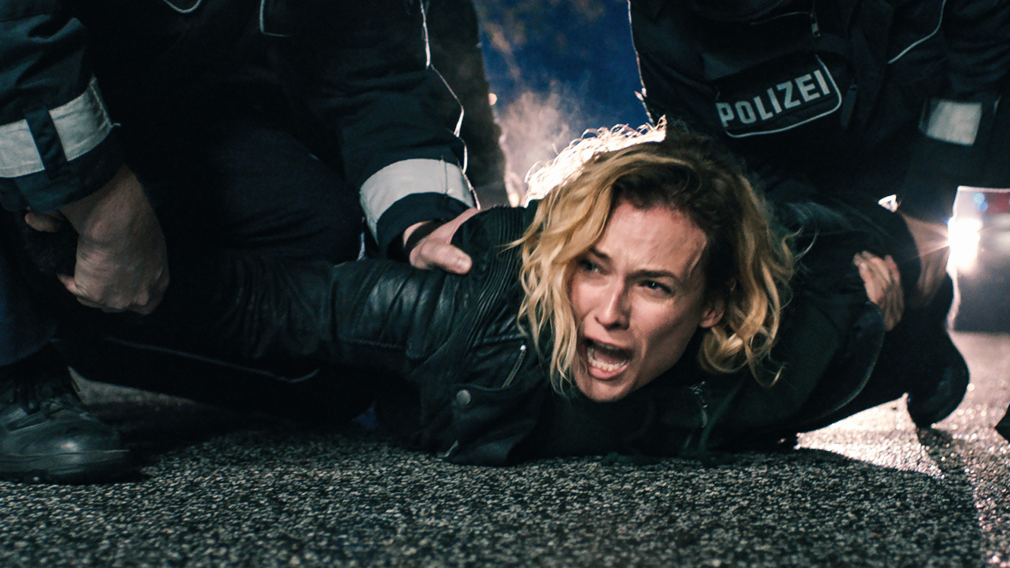 Kadr z filmu 'W ułamku sekundy' (fot. materiały prasowe)