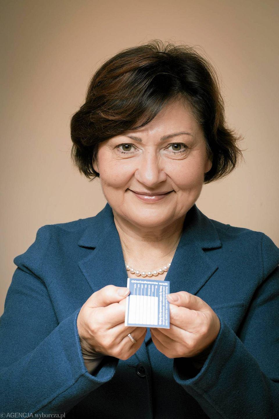 Teresa Dryl-Rydzyńska chce zamienić Polskę w drugą Hiszpanię