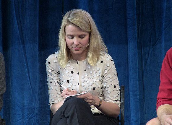 Marissa Mayer. Fot. Wikimedia Commons