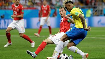 Brazylijczycy wolni, chaotyczni. To gra rywali mogła budzić podziw. Wielcy faworyci mogliby się uczyć
