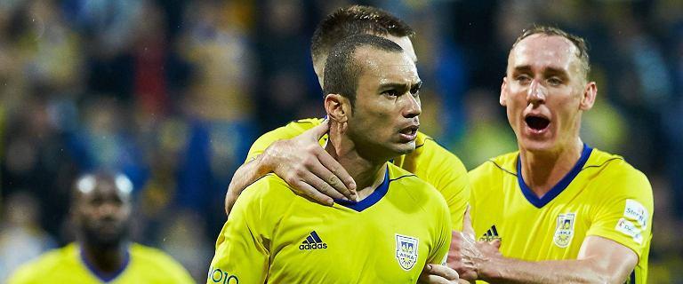 Euforia w Gdyni! Arka strzela gola w doliczonym czasie gry i wygrywa w eliminacjach Ligi Europy!