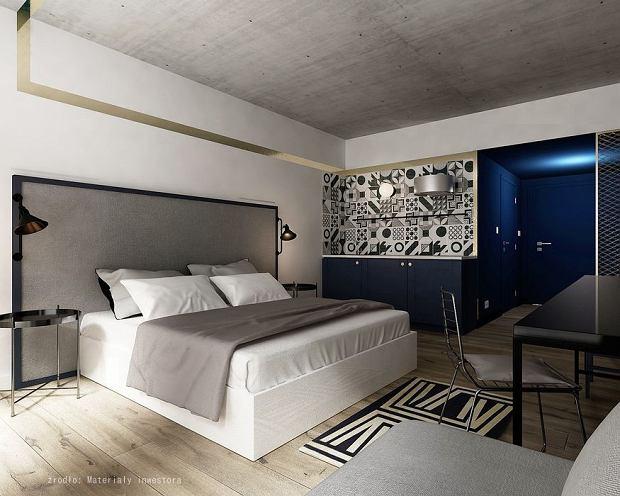 Hotel Geologiczna w Warszawie
