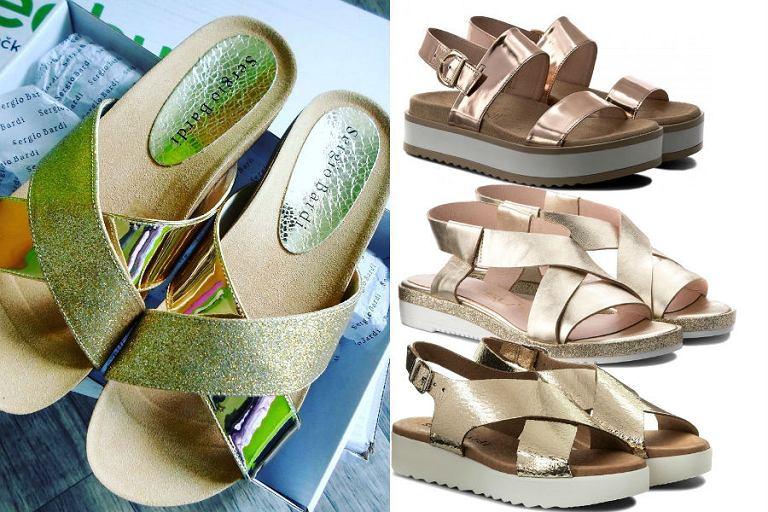 30 par skórzanych sandałów na upały