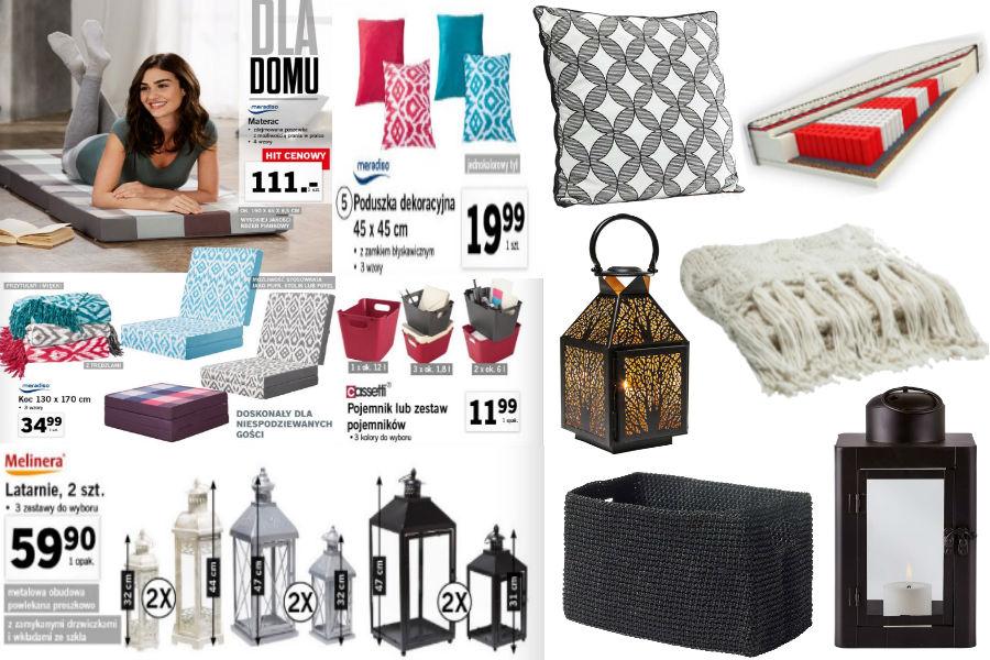 Postaw na dodatki - poduszki, pojemniki, organizery i materace