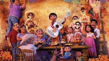 """""""Coco"""": takiego filmu Pixara dawno nie było. Nie mamy wątpliwości - będzie hitem"""
